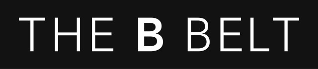 The B Belt Official Logo