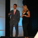 JT Foxx & Michelle Mone OBE